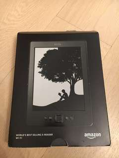 NEW Kindle e-Reader Wi-Fi
