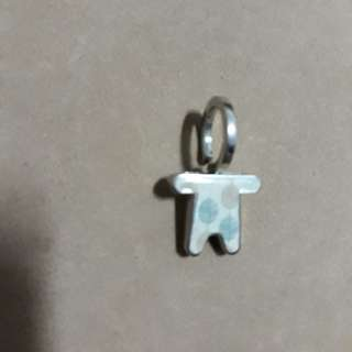 🚚 小人轉扣鑰匙圈