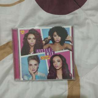 LITTLE MIX DNA ALBUM