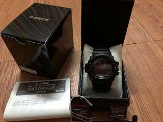 g shock dw 5600 manual