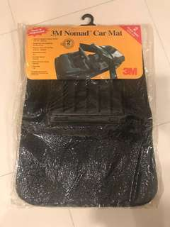 3M Nomad Car Mat with Heel Plate