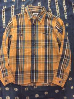 Pherrows  flannel shirt  Not freewheelers Toys Real McCoy