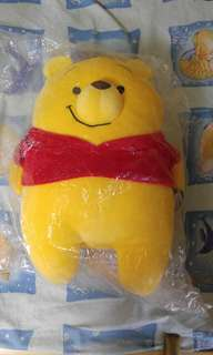 winnie the pooh 小熊維尼 mochi mochi公仔