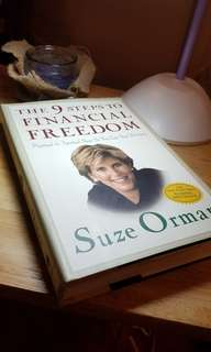9 steps to financial freedom by Suze Orman