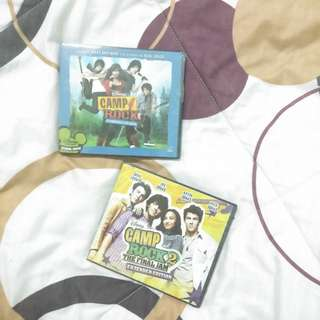 Camp Rock VCD 1 and 2