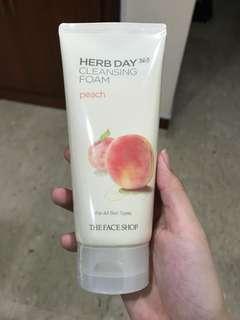 The Face Shop Facial Cleanser