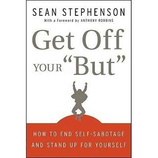 eBook - Get Off Your But by Sean Stephenson