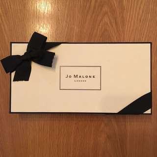 Jo Malone Box (Empty)
