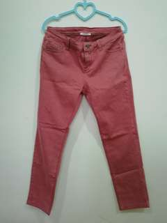 PROMOD Red Pants