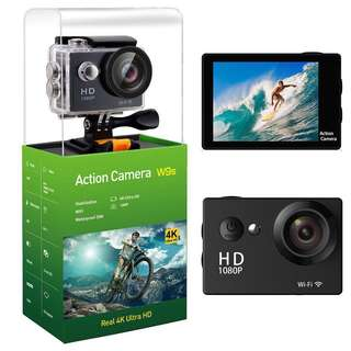 W9s 4K Action Camera