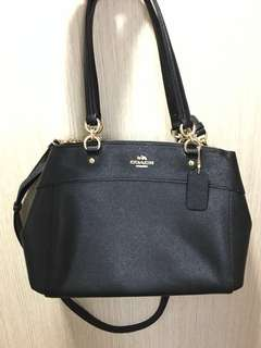Authentic Leather Coach Bag - Price Negotiable!