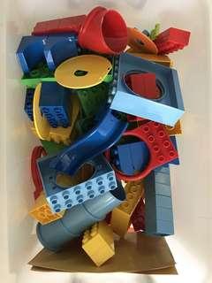 Building Blocks 120 pcs - NOT Duplos