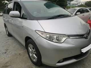 Toyota Previa 2.4A (8 Seater)