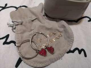Vivivan Westwood limited edition Hoop Earrings