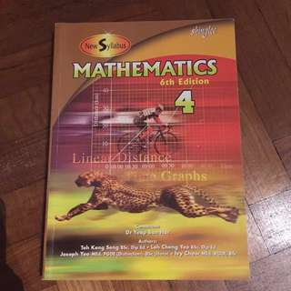 Math Textbook O Level Shinglee