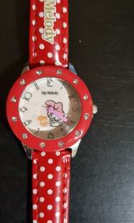 Sanrio My Melody Girl's Watch