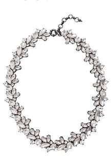 Dazzling Vintage-Inspired Statement Necklace