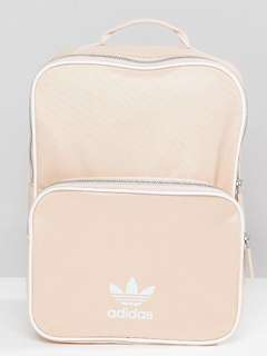AUTHENTIC Adidas pink backpack