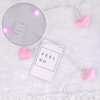 Love heart led