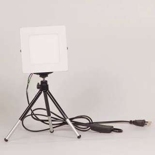 Lampu mini studio 18watt