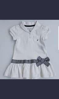 Branded Nautica baby Girl Dress