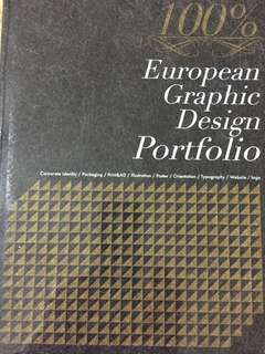 100% European graphic design portfolio