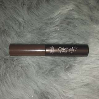 Etude house color my brows - 01 Rich brown