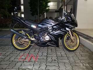 Kawasaki set indon