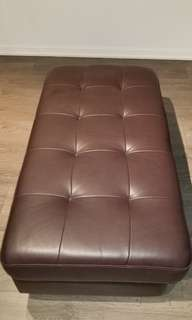 Ottoman - Vegan leather