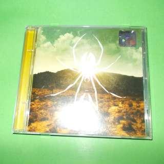 CD MY CHEMICAL ROMANCE: DANGER DAYS . THE TRUE LIVES OF THE FABULOUS KILLJOYS ALBUM (2010) MCR EMO