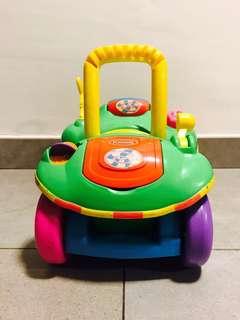 Playskool walker