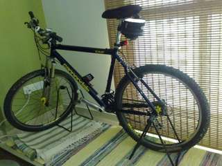 Cannondale CAD3 MTB & Hybrid (with extra wheelset)