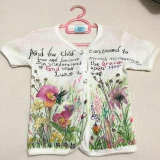 Hand drawn Baby Shirt