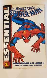 The Amazing Spider-man Vol 1
