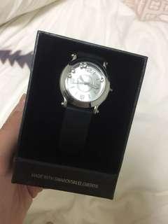 swarovski crystal watch // her jewellery