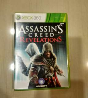 Xbox 360 Assassin's Creed (Revelations)