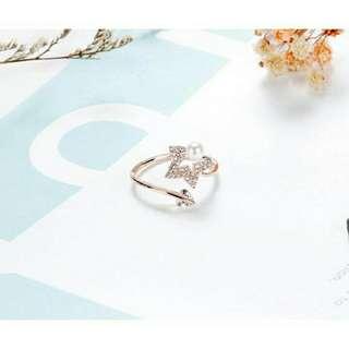 🚚 【現貨】海洋流星 精緻戒指