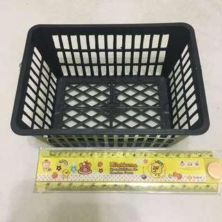 迷你黑色籃子 mini basket