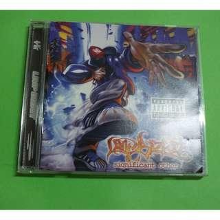 CD LIMP BIZKIT : SIGNIFICANT OTHER ALBUM (1999) FRED DURST NU METAL RAPCORE