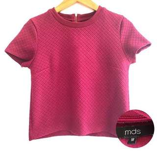 MDS Red Top