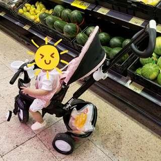 Smartrike三輪車