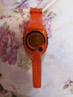 G shock G 8000B 橙色