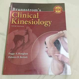 Brunnstrom - Clinical Kinesiology