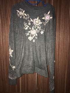 Authentic Topshop Sweatshirt