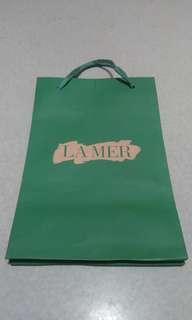 LA MER 紙袋 17.7*26cm