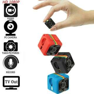 Miniature DV pocket camcorder