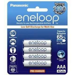 Eneloop AAA Battery