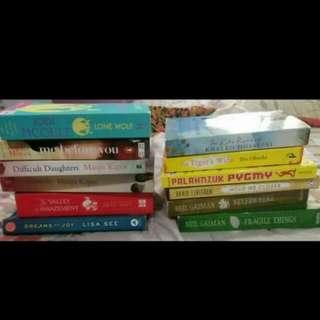 Various Titles ! :)