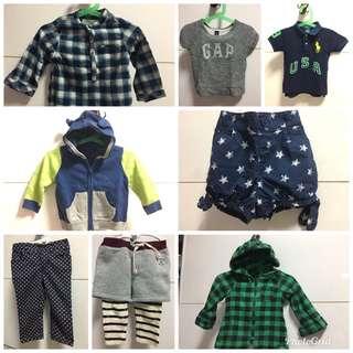 🚚 【100元專區】賣小孩衣服繳稅,孩童各式衣物,每件100元,尺寸請私(不含運)