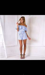 Sexy summer short rompers